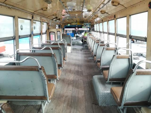 タイ、バンコクのバス