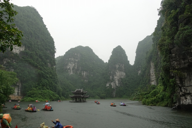 チャンアンの景観関連遺産