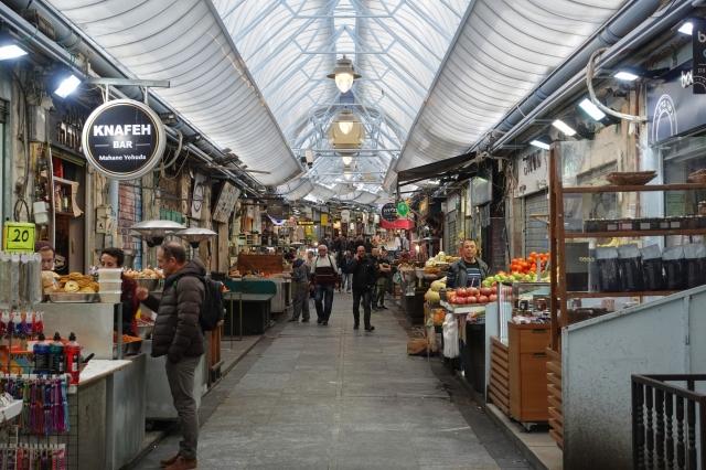 エルサレムのマーケット