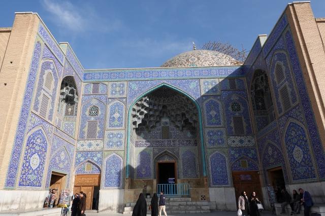 エスファハーンのモスク