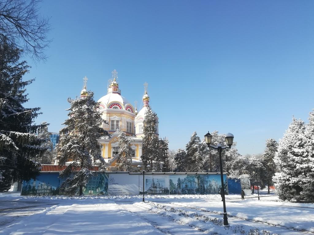 カザフスタンの教会