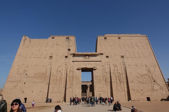 エドゥフのホルス神殿