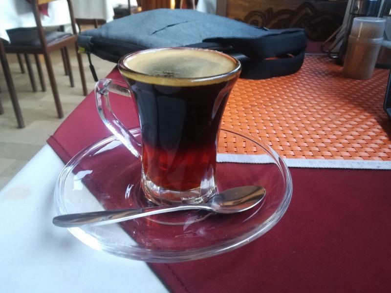 アディスアベバのコーヒー