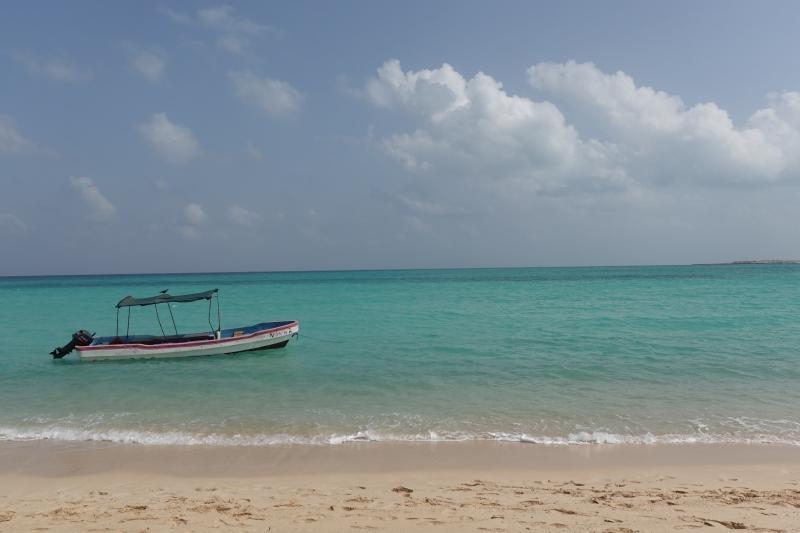 ジブチのマスカリ島
