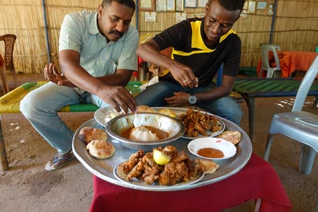 スーダン料理