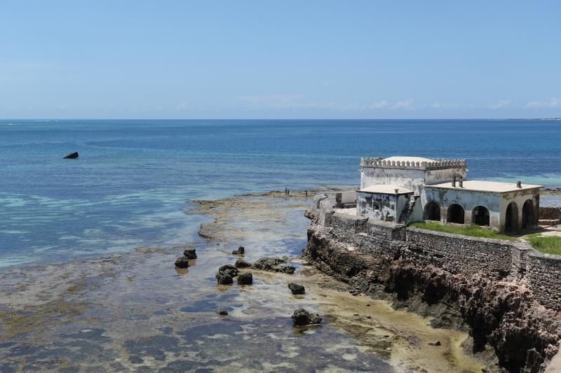 モザンビーク島の要塞