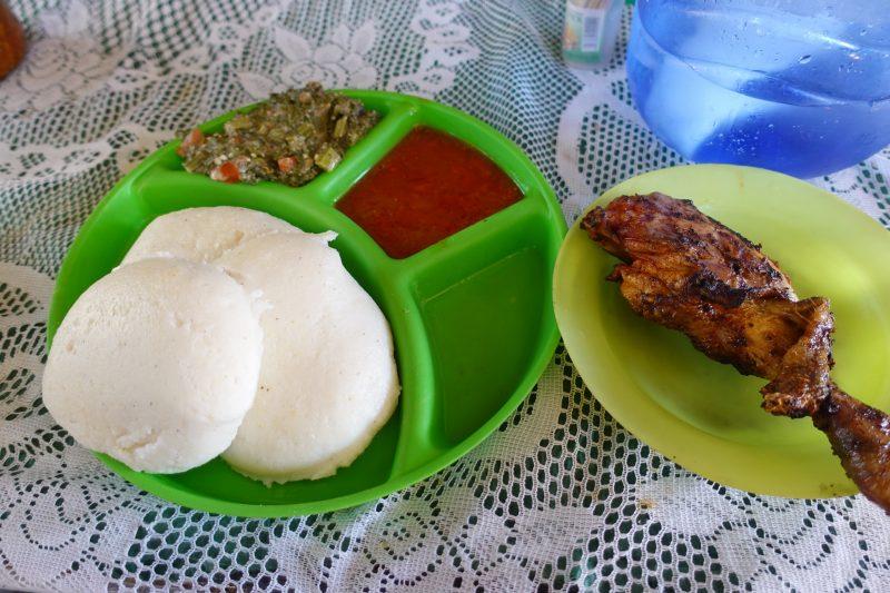 マラウィ料理