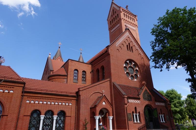 ミンスクの聖シモン・聖エレーナ教会