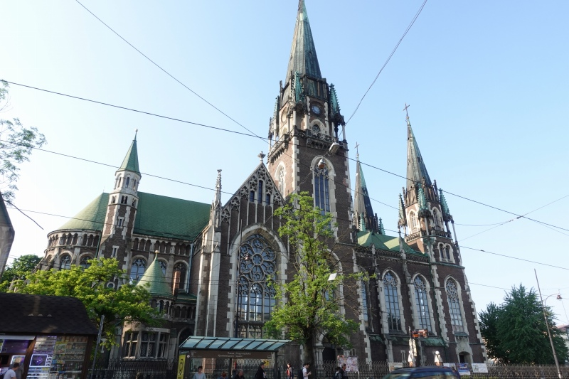 リヴィヴの教会