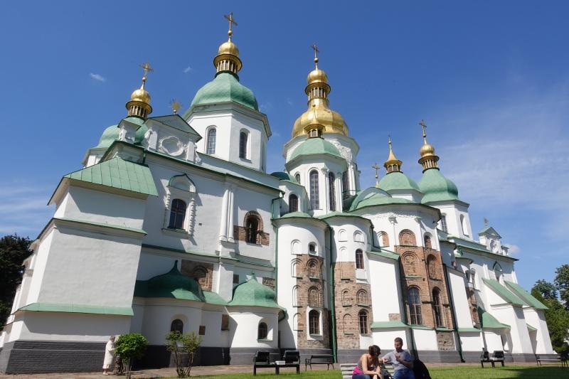 キエフの聖ソフィア大聖堂