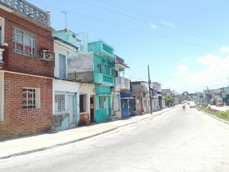 サンタクララの街並み