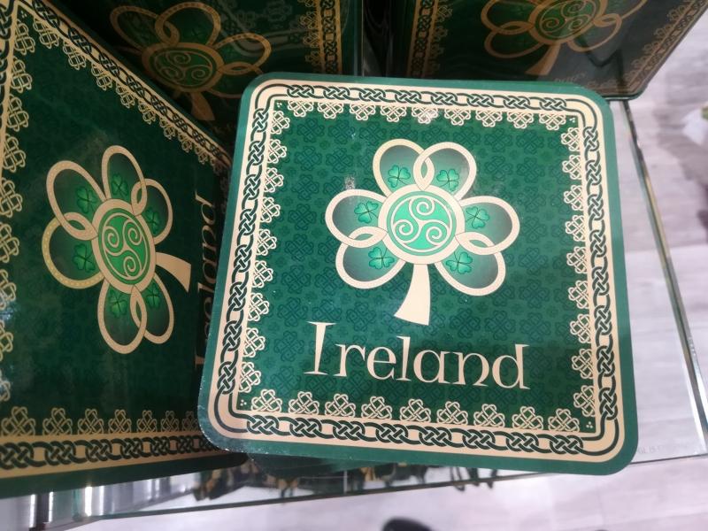 緑のアイルランド
