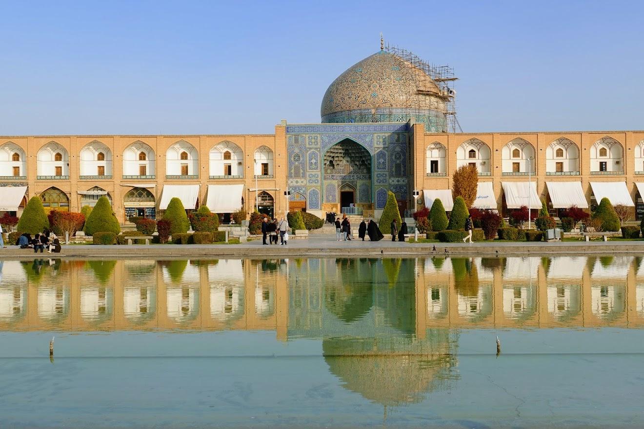 イランのイマームスクエア