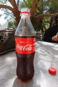 エチオピアのコーラ